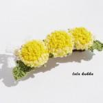 【販売開始のお知らせ】春のお花シリーズ&いちご&うさちゃん