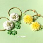 春のお花作品🌼第1弾を販売いたします!