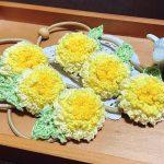 春のお花作品🌼今シーズン最後の販売をいたします!